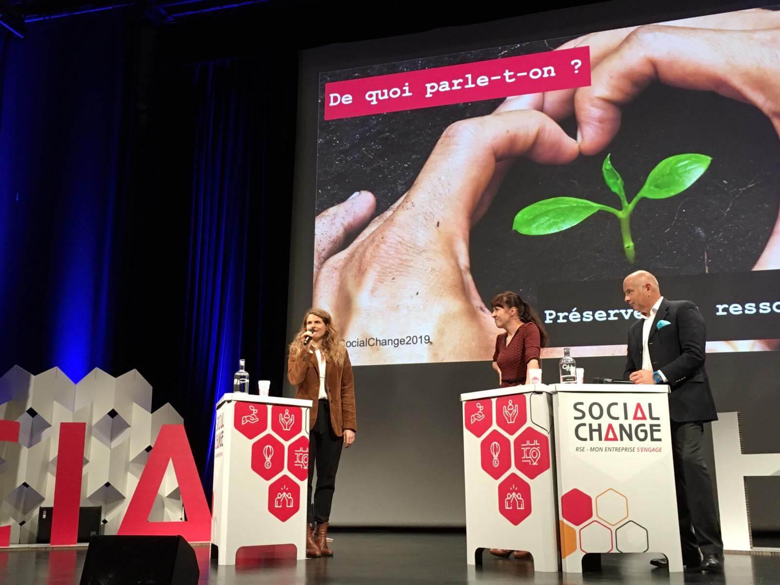 Social Change à Nantes l'événement dédié à la RSE